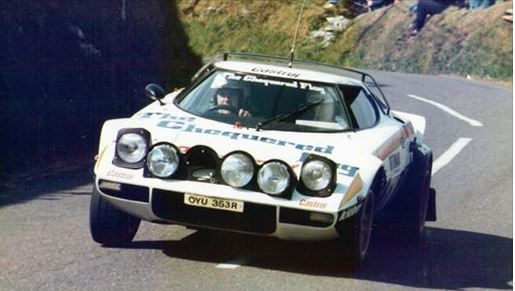 Cahal Curley Manx 1980
